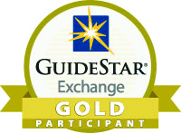 GuideStar Exchange Gold Logo