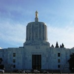 Oregon State Capitol Salem Oregon