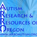 Autism Research and Resources of Oregon Logo Ice