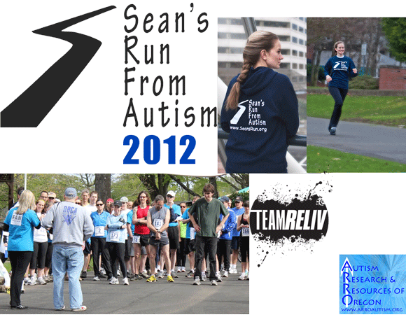 Click to sign up now for Seans Run from Autism 2012