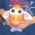 Mister Potato Head photo at Autism Family Social