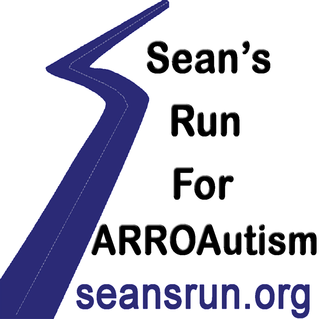 Sean's Run for ARROAutism Logo