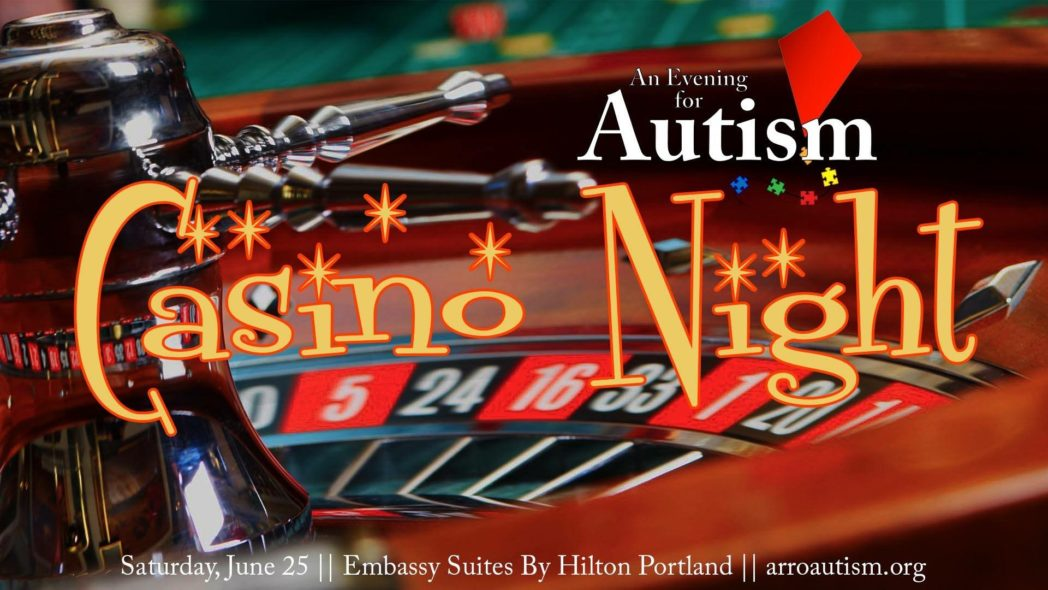 An Evening for Autism 2016 Monte Carlo Casino Night
